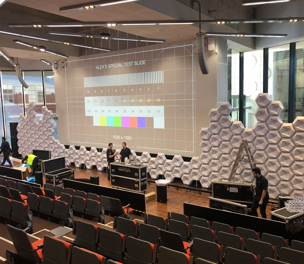 Event Staging   Stage Hire   Event Equipment   Nextgen Audio