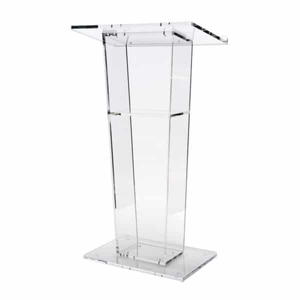 Need a modern looking lectern?