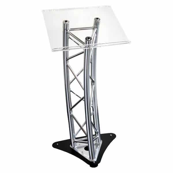 great lectern for product launches