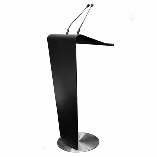 great lectern for corporate events