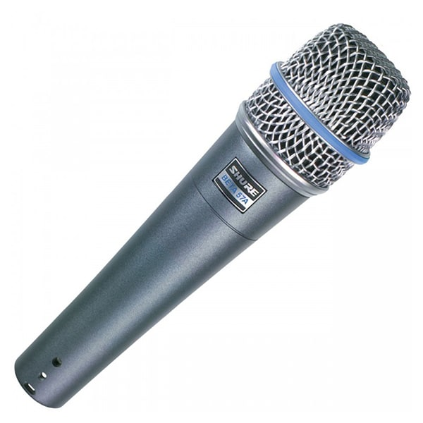 Great mic for instruments.