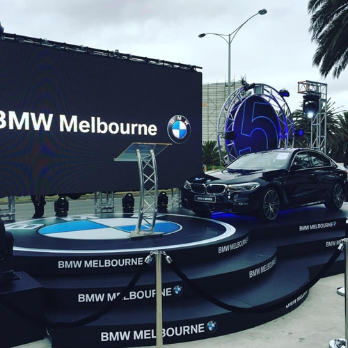brand events in Melbourne