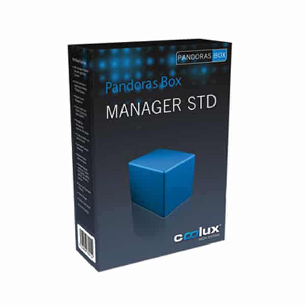 Coolux manager
