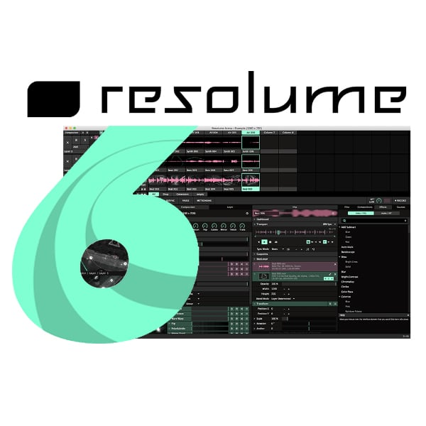 Resolume Media Player