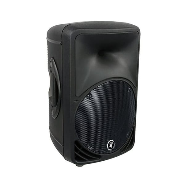 For outdoor events that require an all-weather full-range speaker