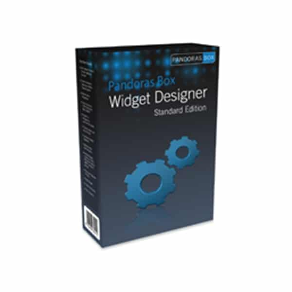 Coolux Widget Designer