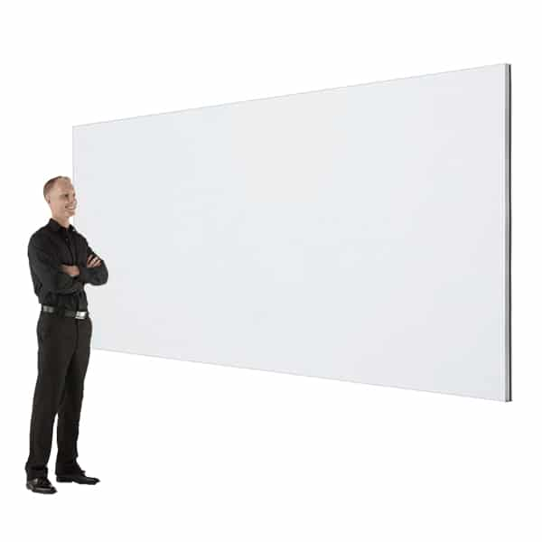 Medium Seamless Projection Screen for Events
