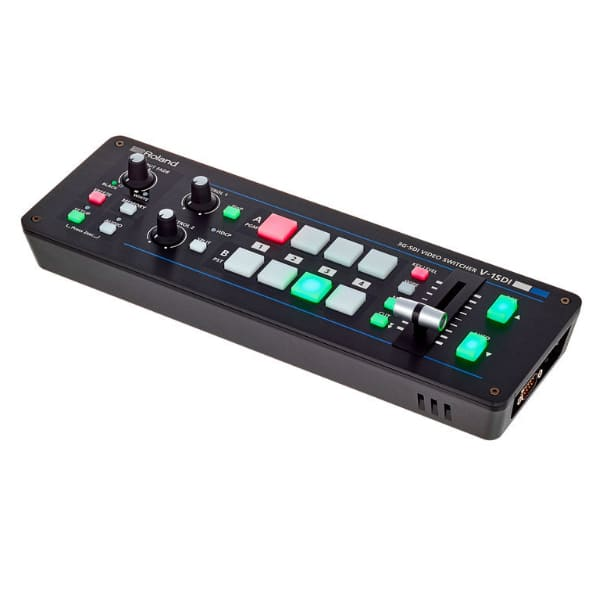 small format vision switcher