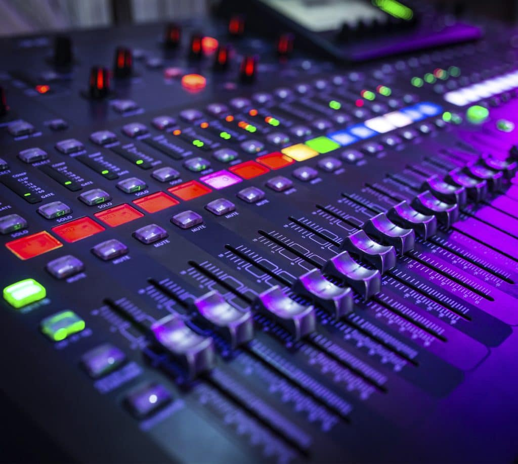 audio production for hire