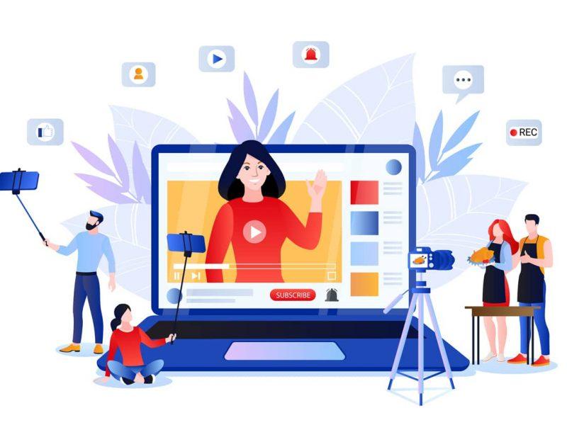 virtual event production service